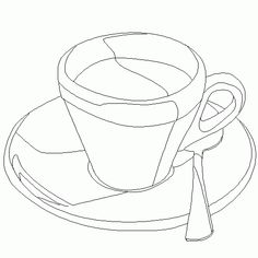 free measuring cup coloring pages - photo#25