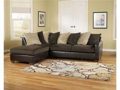 Ashley Living Room LAF Corner Chaise 1120016 - Sims Furniture LTD - Red Deer, AB