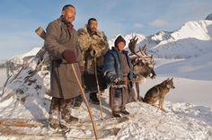 Galería | Impresionantes fotos de una tribu en Mongolia