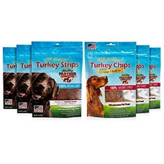 Healthy Partner Pet Snacks - Turkey Variety Pack - All-Natural Chips and Strips - 3 oz. Bags, Pack of 6 >>> To view further for this item, visit the image link. (This is an affiliate link) Dog Snacks, Dog Treats, Krill Oil, Dog Food Recipes, Chips, Turkey, Coding, Pets, Healthy