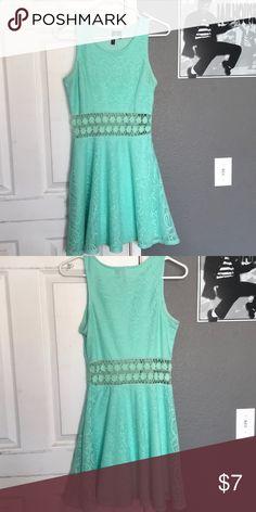 Mint green summer dress Super cute summer dress Full Tilt Dresses Midi