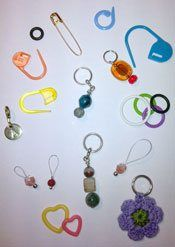 Clever ways to use stitch markers - Knitting Daily - Blogs - Knitting Daily