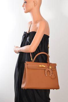 herme handbags - CELEBS Fave HERMES KELLY BAG 40cm ORANGE TOGO PALLADIUM HARDWARE ...