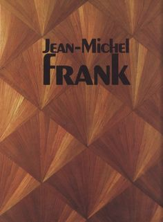 """Throw out and keep throwing out. Elegance means elimination."" - Jean-Michel Frank"
