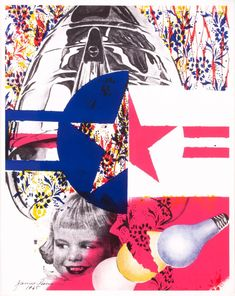 (Castelli Gallery Poster) by James Rosenquist - 1965 - Limited Edition Print - Lithograph James Rosenquist at great prices - Buy and sell your artworks on kunzt. Neo Dada, Cultura Pop, James Rosenquist, Modern Art, Contemporary Art, Pop Art Movement, Claes Oldenburg, Jasper Johns, Exhibition Poster