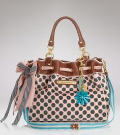 juicy couture   Juicy Couture Brings Pretty Tote for Your Pretty Days
