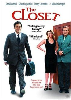 The Closet (Le Placard) - Rotten Tomatoes French Movies, Classic Movies, Francis Veber, Thierry Lhermitte, Office Jokes, Out Of The Closet, Trailer, Ex Wives, Picture Photo