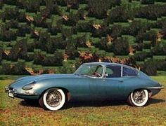 1962 XKE Jaguar