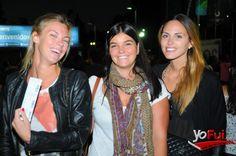 YoFui.com: Julia Franco, María Castro, Alejandra Hernández en Concierto  de Alejandro Sanz, Movistar Arena, Santiago (Chile)