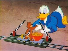 Donald Duck & Chip And Dale Cartoons - English Movies Full Part III