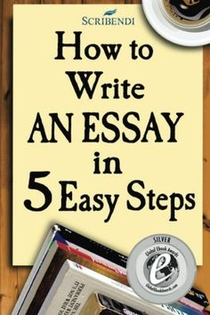 How to write an application essay 10 easy steps