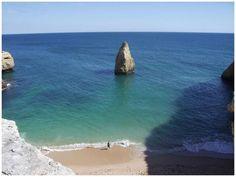 Praia do Carvalho - Carvoeiro, Algarve