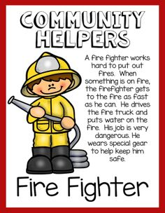 6 Reasons This Community Helpers Pack is the Best - The Super Teacher Community Helpers Worksheets, Community Helpers Activities, Community Workers, School Community, Classroom Community, Community Service, Preschool Lessons, Teaching Activities, Space Activities