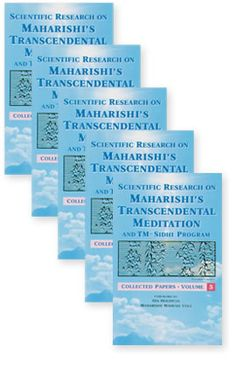 Scientific Research on TM & TM-Sidhi Program - Vol 1-5    This is the research that is objectively documenting the dawning of Heaven on Earth. A magnificent addition to your personal library.  http://m-t.ro/cercetari.html    http://dl.globalgoodnews.com/pdf/research/rc_biblio_tm_vols_1_6.pdf