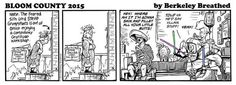 Bloom County 2015 - 3 December 2015