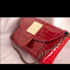 Natalie patent clutch! Kay-la handbags