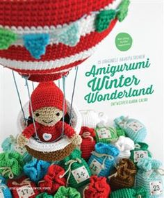 Libris-Boekhandel: Amigurumi Winter Wonderland - Ilaria Caliri (Paperback, ISBN: 9789461313331)