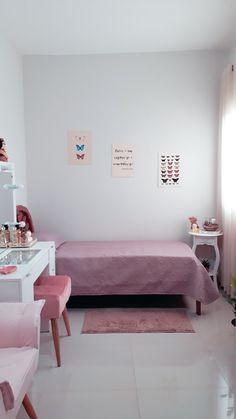 Home Decor Shelves, Home Room Design, Room Tour, House Rooms, My Room, Room Inspiration, Bedroom Decor, Dreams, Decoration
