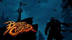 [Update] Darksiders Creators Officially Announce Battle Chasers Game And Comic - News - www.GameInformer.com