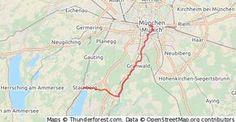 ViewRanger My Route, Man 2, Bregenz