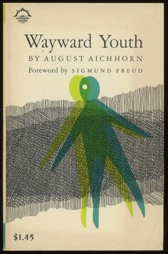 wayward youth(1966 ed., cover design by james and ruth mccrea)