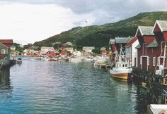 Froeya is an island off the coast of Norway