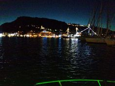 Zakynthos by night