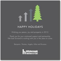1000 images about corporate holiday card ideas on for Corporate christmas card ideas