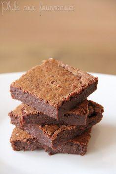 Philo aux fourneaux: Fondant au chocolat & amandes torréfiées