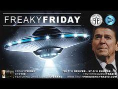 SPACE, ALIENS, UFO SIGHTINGS & ELITE SATANISTS! (Freaky Friday w/Chris Everard) - YouTube