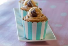Prozis Peanut Butter Cinnamon in Low-Carb Cupcake