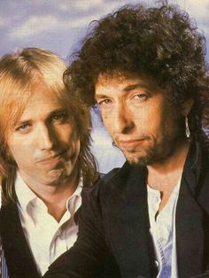 Tom Petty and Bob Dylan