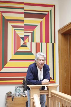 Eduardo Terrazas. Arquitecto, urbanista, diseñador gráfico y artista visual. Coord. imagen y logotipos Olimpíadas México 68.