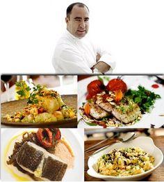 Course with portuguese chef VITOR SOBRAL: 'COD RECIPES'.
