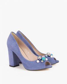 CZÓŁENKA MODEL: 012 -1983-517 Peeps, Peep Toe, Model, Shoes, Fashion, Moda, Zapatos, Shoes Outlet