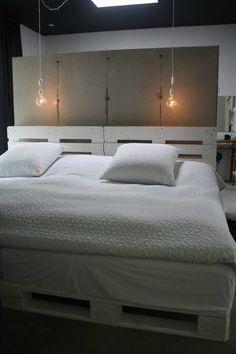 DIY Betten aus Europaletten - Kreative Wohnideen
