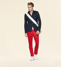 GUCCI Spring Summer 2015 Primavera Verano #Menswear #Trends #Tendencias #Moda Hombre   F.Y!