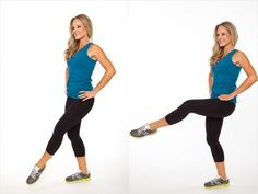 Get Slimmer Thighs in 7 Days. Yes, it's Possible! | iVillage.ca在7天得到苗条的大腿。是的,这是可能的