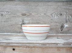 Soviet porcelain Sugar Bowl Made in USSR Soviet by theMomsAttic