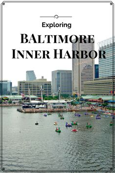 Planning to travel to Baltimore? Be sure to explore the Inner Harbor area. It's full of great family friendly attractions. We highlight some places that you must visit on your trip. via @dianenassy