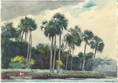 Winslow Homer Watercolors — A Survey of Themes and Styles
