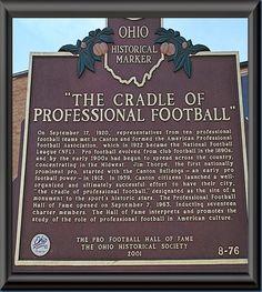 Pro #Football Hall of Fame in Canton, #Ohio http://www.myqualitytime.net/2013/10/pro-football-hall-of-fame-in-cantonohio.html