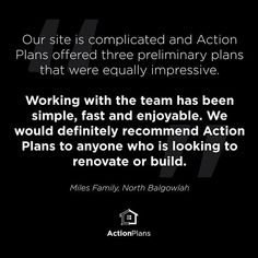 Thank you Miles Family for your kind words - we're glad we made your renovation designing enjoyable!  #actionplans #designedwithactionplans #clienttestimonials  #northbalgowlah #balgowlah #fairlight #manly  #Sydneydesigners #sydneyrennovations #buildingdesigners #sydneyconstruction #buildingsydney #buildingdesign #buildersofinsta #homegoals #homerennovations #kitchenrennovations #houserennovations #rennovations #Kitchengoals #spacespacesoltuions #lovemanly #drone #dronephotography…
