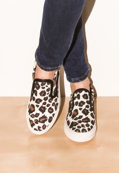 Ask Shopbop: How to Wear Printed Sneakers