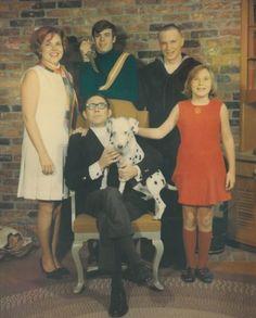 A Manson family Christmas.