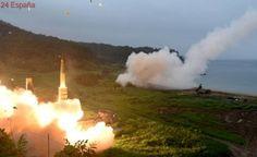 Kim Jong Un responde que el misil es una «señal de advertencia severa para Washington»