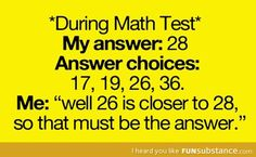 Funny pictures about During any math test. Oh, and cool pics about During any math test. Also, During any math test. 9gag Funny, Funny Relatable Memes, Stupid Funny, Hilarious, Relatable Posts, Funny Math, Math Humor, It's Funny, Funny Teen Posts