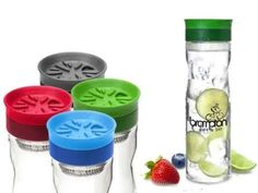 Infusion Water Bottle - Sweda - Promotional Products ann@hotstuffmarketing.com