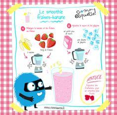 smoothie recipes for kids * smoothie recipes - smoothie recipes healthy - smoothie recipes for kids - smoothie recipes healthy breakfast - smoothie recipes with yogurt - smoothie recipes healthy easy - smoothie recipes fruit - smoothie recipes strawberry Toddler Smoothie Recipes, Easy Healthy Smoothie Recipes, Healthy Smoothies For Kids, Smoothie Recipes With Yogurt, Breakfast Smoothie Recipes, Strawberry Smoothie, Drink Recipe Book, Recipe Recipe, Cooking