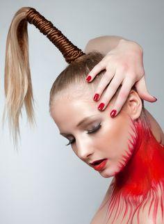RED  Fashion shoot